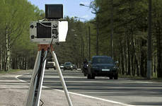 Показания радар-детектора